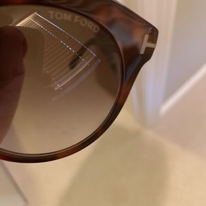 Tom Ford Accessories - Tom Ford Monica Sunglasses
